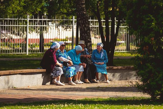 Wycieczka dla osoby starszej